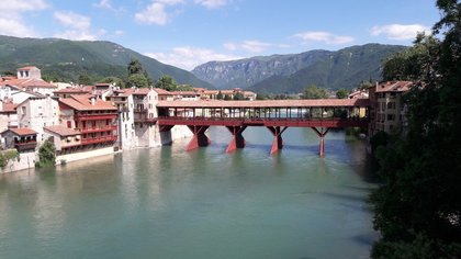 """Bassano del Grappa: scopri il """"nuovo"""" Ponte tra arte e gusto"""