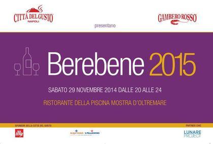 BereBene 2015 alla Mostra d'Oltremare di Napoli