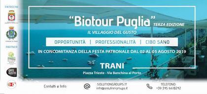 Biotour Puglia il Villaggio Del Gusto