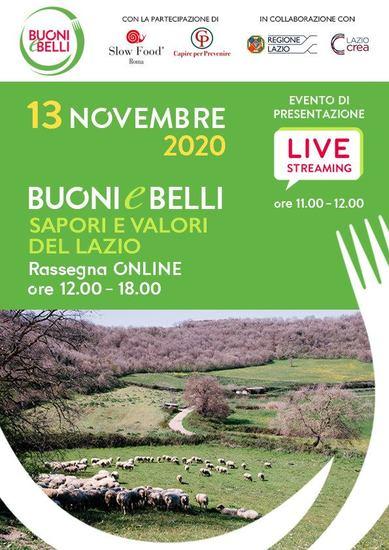 Buoni e Belli - Sapori e Valori del Lazio