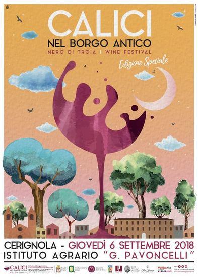 Calici nel Borgo - Nero di Troia Wine Festival