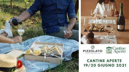 Cantine Aperte 2021 - Cantina Pizzolato