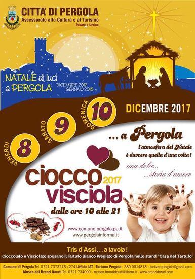 CioccoVisciola di Natale 2017