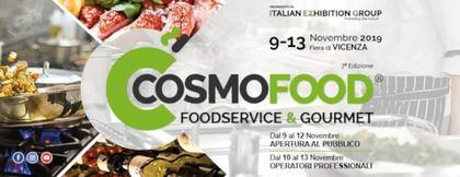 Cosmofood - Fiera di Vicenza