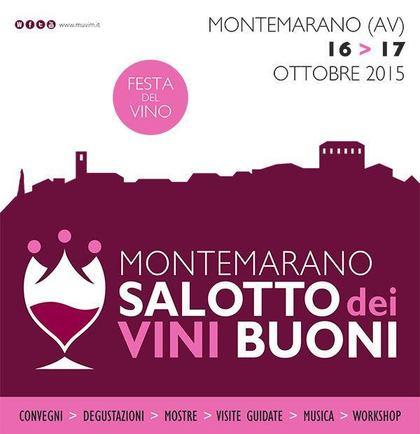 Festa del vino. Montemarano salotto dei vini buoni
