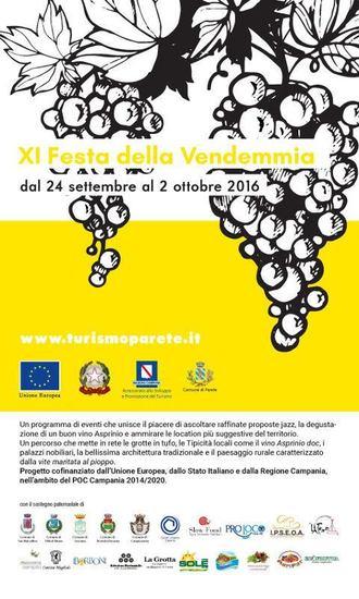 XI Festa della Vendemmia di Parete (CE)