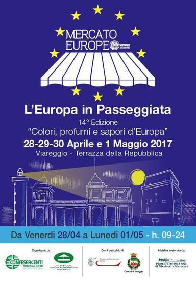 Mercato Europeo Viareggio 2017