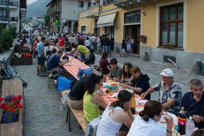 28^ Serata Gastronomica a Fenestrelle