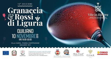 Granaccia e Rossi di Liguria