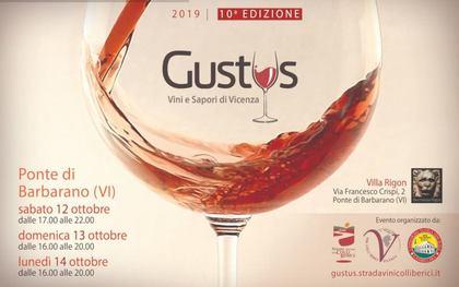 Gustus - Vini e Sapori dei Colli Berici