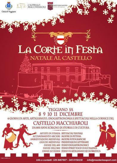 La Corte in Festa: Natale al Castello