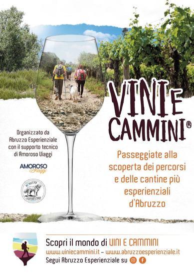 Vini e Cammini: riparte il 2 giugno da Casoli
