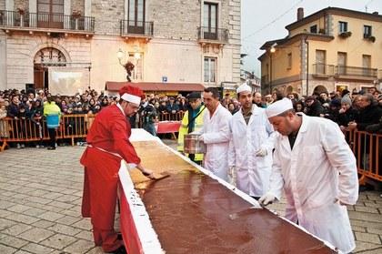 Il Megacroccantino a San Marco dei Cavoti