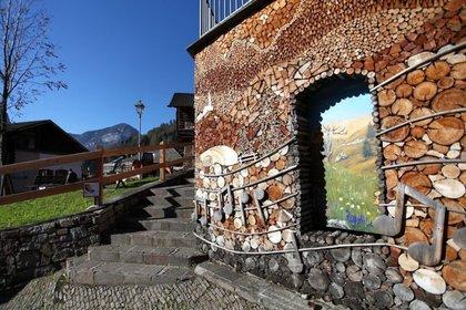 Mezzano di Primiero, il romantico Paese-Museo en plein air