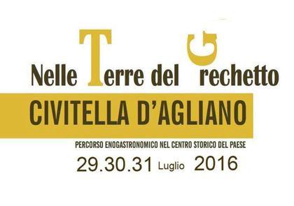 Nelle Terre del Grechetto 2016 a Civitella d'Agliano