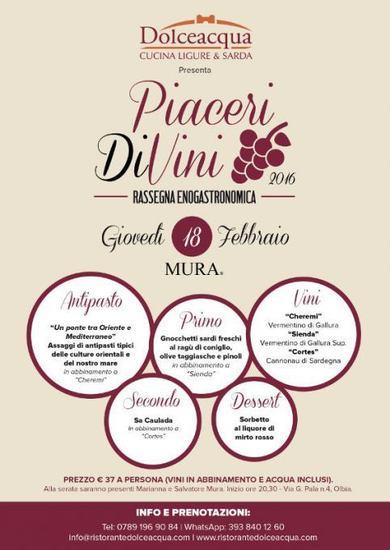 Mura inaugura Piaceri DiVini 2016