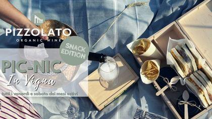 Pic nic in Vigna   Snack edition - Cantina Pizzolato