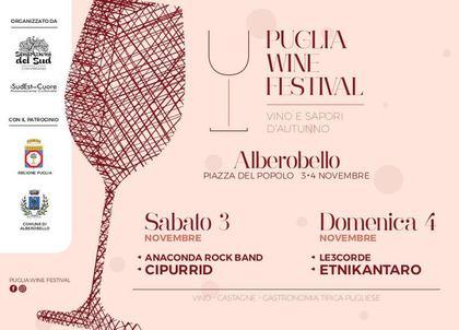 Puglia Wine Festival 2018