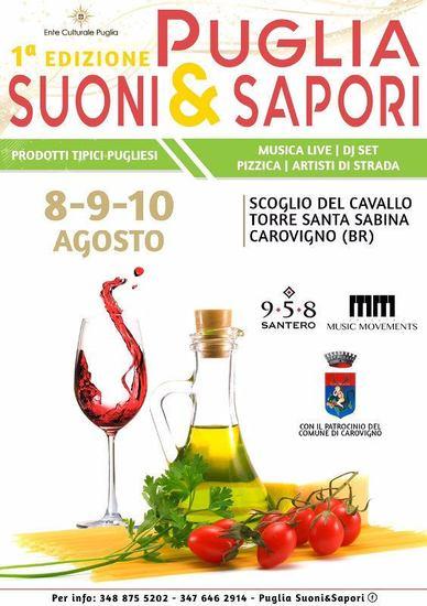 Puglia Suoni & Sapori