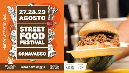 Street Food Festival a Ornavasso