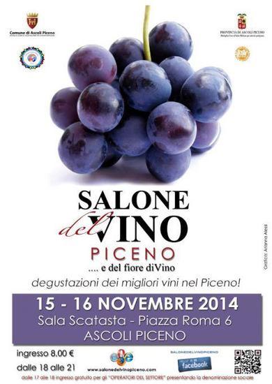 Salone del Vino Piceno e del Fiore Divino 2014