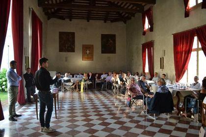 Sorsi d'Autore 2017 - gusto e cultura nelle  Ville Venete