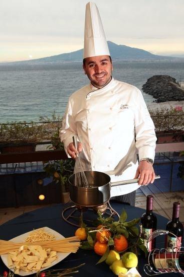 Sweeltyaxidie, cooking class nel Resort Le Axidie di Vico Equense