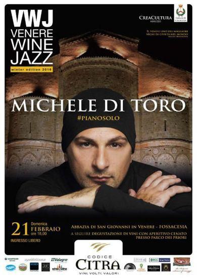 Venere Wine & Jazz 2016 winter edition