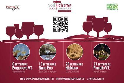 Valtidone Wine Fest 2015