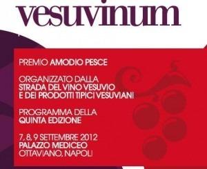 Vesuvinum 2012 al Palazzo Mediceo di Ottaviano, Napoli