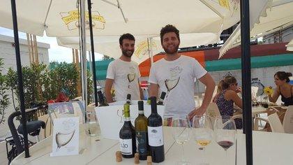 Estate 2018: sbarcano in spiaggia i vini romagnoli