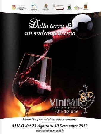 ViniMilo 2012, appuntamento enogastronomico alle pendici dell'Etna