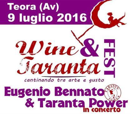 Wine & Taranta Fest 2016