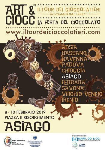ART & CIOCC Il Tour dei Cioccolatieri - Asiago (VI)