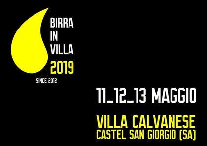 Birra in Villa 2019 a Castel San Giorgio