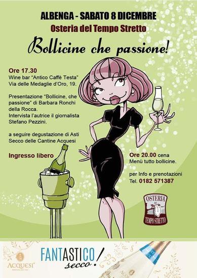 Presentazione di Bollicine che passione