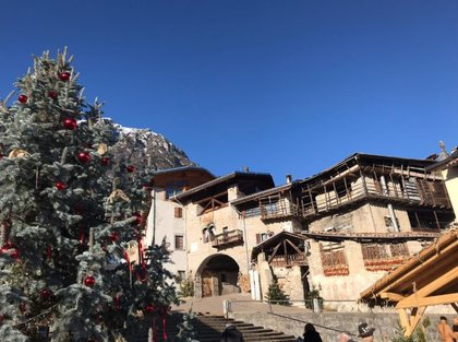 Natale a Comano: tra borghi, natura e arte
