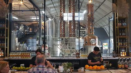 Distillo, la fiera dedicata alle attrezzature per le micro distillerie