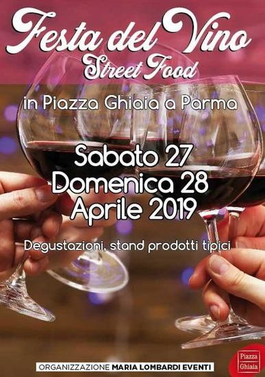 Festa del Vino e Street Food a Parma