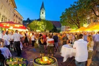 Festa del Gewürztraminer a Termeno