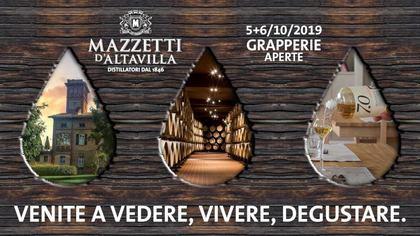 Grapperie Aperte - Mazzetti d'Altavilla