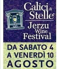 Jerzu Wine Festival 2012 e Calici di Stelle