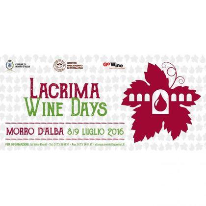 Lacrima Wine Days 2016
