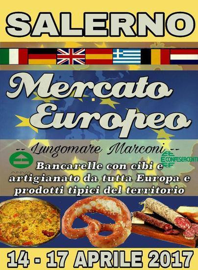 Il Mercato Europeo arriva a Salerno