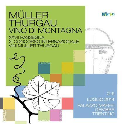 Rassegna sui vini Müller Thurgau a Cembra, Trentino
