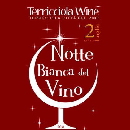 Notte bianca del vino a Terricciola 2016