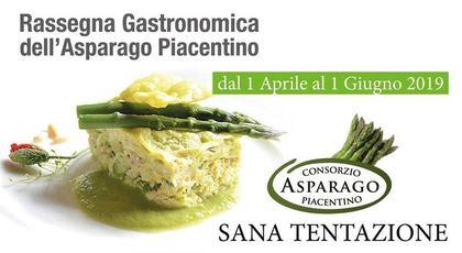 Asparago Piacentino, rassegna gastronomica 2019