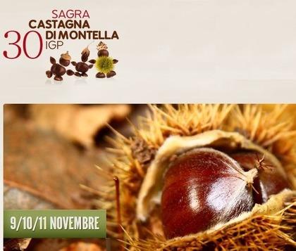 Sagra della Castagna di Montella IGP 2012