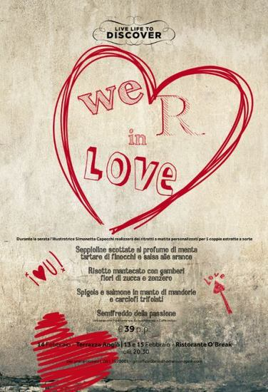 San Valentino al Renaissance Naples Hotel Mediterraneo