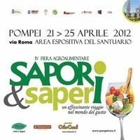 Sapori e Saperi 2012: Fiera dell'Agroalimentare - Napoli